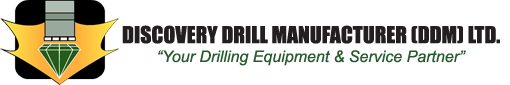 Discovery Drill Manufacturer (DDM) Ltd. HOME