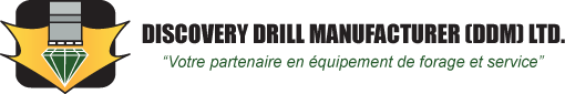 Discovery Drill Manufacturer (DDM) Ltd. ACCUEIL